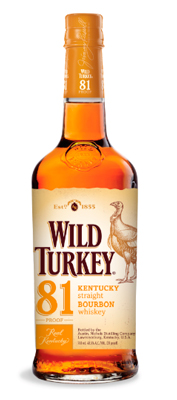 Wild Turkey 81 Bourbon