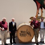 Kentucky Governor Steve Beshear Visits Wild Turkey Bourbon Distillery, Lawrenceburg, Kentucky