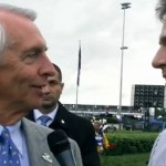 BourbonBlog.com's Tom Fischer in a recent interview with Kentucky Governor Steve Beshear, talking about Kentucky Bourbon whiskey
