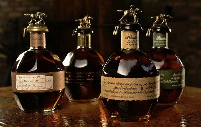 Blanton's Bourbon Collection