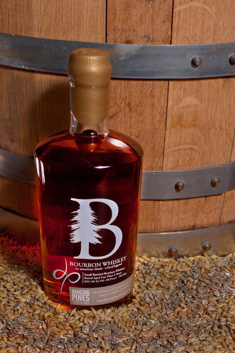 Dancing Pines Distillery Bourbon