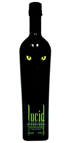 Lucid Absinthe Bottle