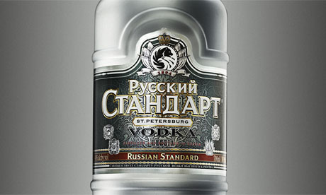 Russian Standard Vodka Platinum