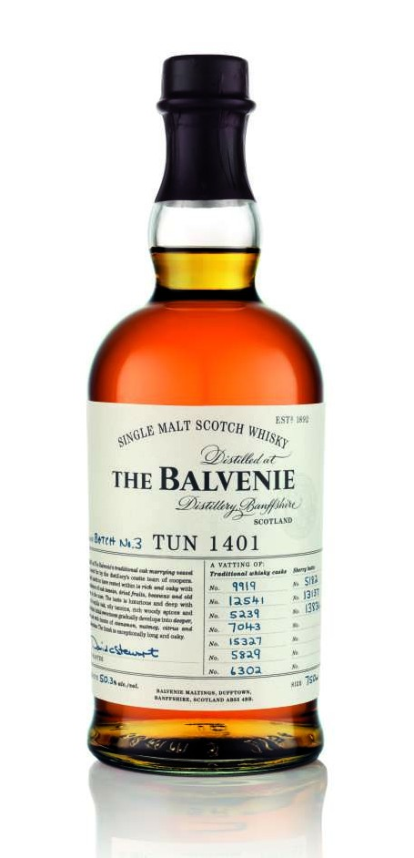 The Balvenie Tun 1401 Batch 3 review