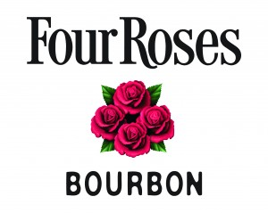 Four Roses Bourbon Whiskey Logo