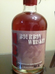 MBR Bourbon whiskey Review