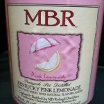 MBR Kentucky Pink Lemonade Moonshine