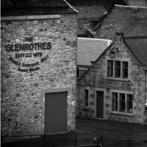 The Glenrothes Distillery Scotland
