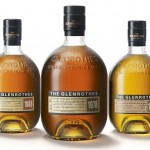 The Genrothes Distillery Scotch Bottles