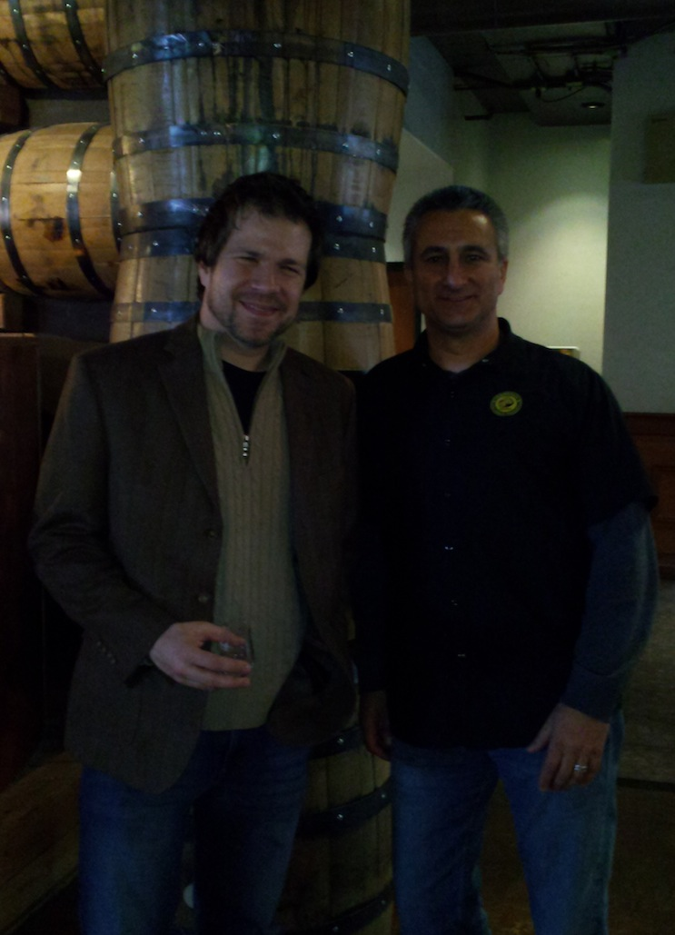 Pete Macca General Manager of Stranahans Colorado Whiskey