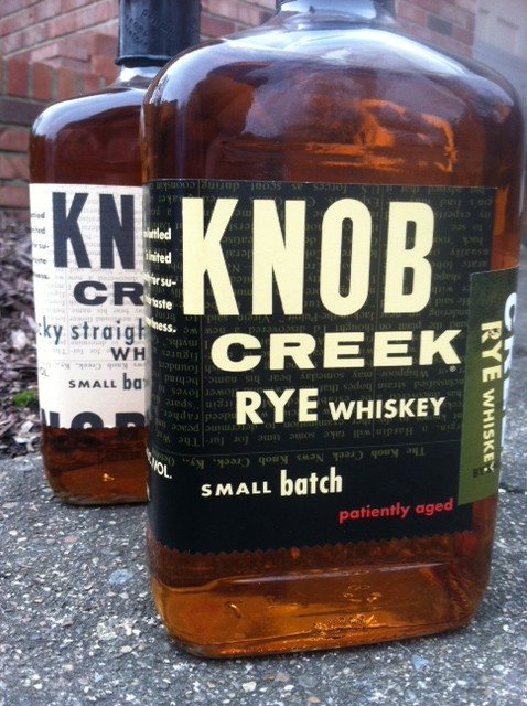 Knob Creek Rye Whiskey Review