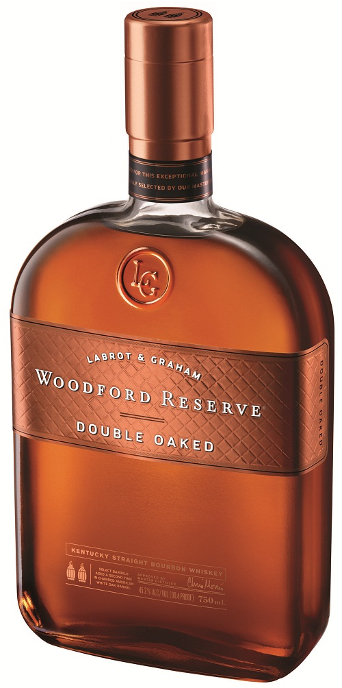 Woodford Reserve Double Oaked Bourbon Review