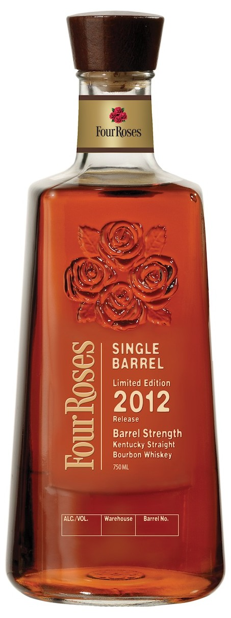 2012 Four Roses New Limited Edition 12-year-old Barrel Strength Bourbon