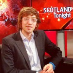 Blair Bowman World Whisky Day STV