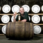 Colum Egan Master Distiller at Bushillmills Distillery, Co Antrim, Northern Ireland