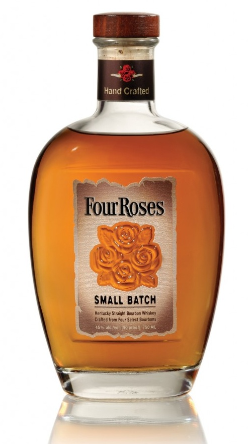 4 Roses Small Batch Bourbon Whiskey