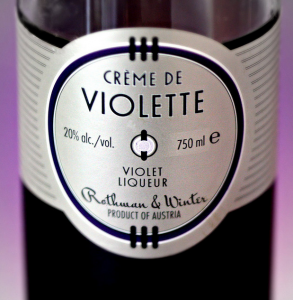 Rothman and Winter Crème de Violette