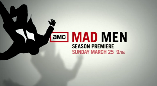 Mad Men Season 5 Poster Banner Advertisement