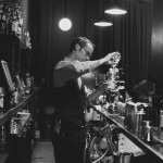Bartender/Mixologist Michael Neff of Ward III Bar, New York