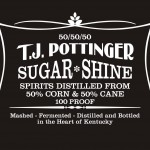 TJ Pottinger Sugar Shine Logo