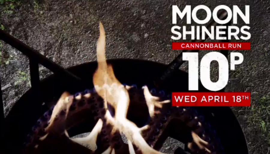 Moonshiners Cannonball Run