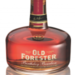 Old Forester Birthday Bourbon New Label and Bottle