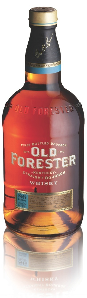 Old Forester New label