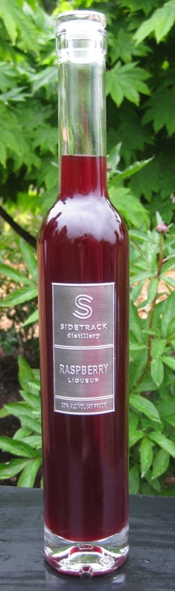 Sidetrack Distillery Raspberry Liqueur