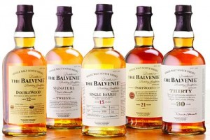 The Balvenie Scotch