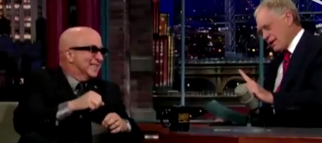 Paul Shaffer interviewed by David Letterman in a rare moment about Paul Shaffer's book We'll Be Here For the Rest of Our Lives: A Swingin' Showbiz Saga