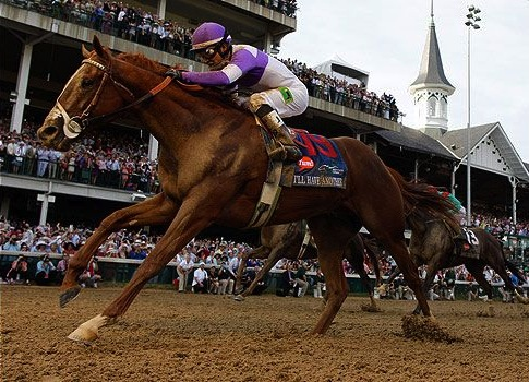 I'll Have Another wins Kentucky Derby 138 ridden by Jockey by Mario Gutierrez