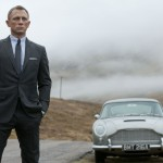 James Bond Skyfall scene