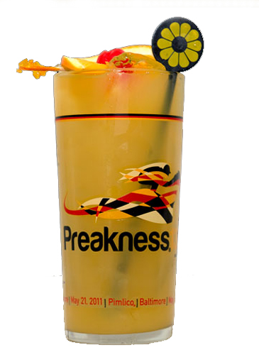 official cocktail of the preakness