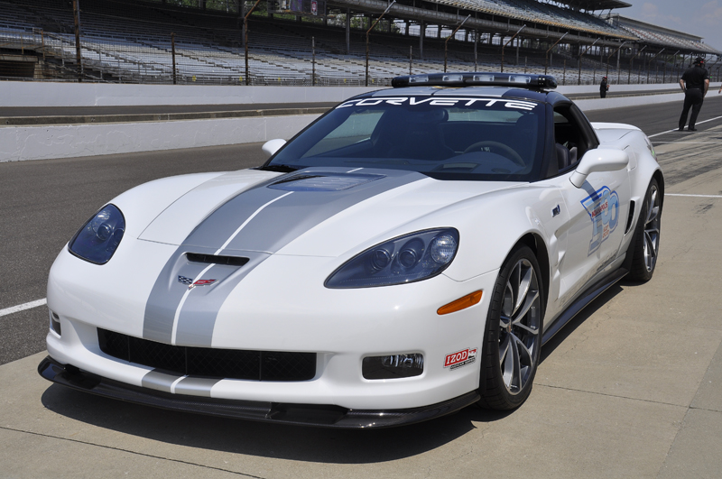 Corvette ZR1 Pace Car Guy Fieri Indy 500