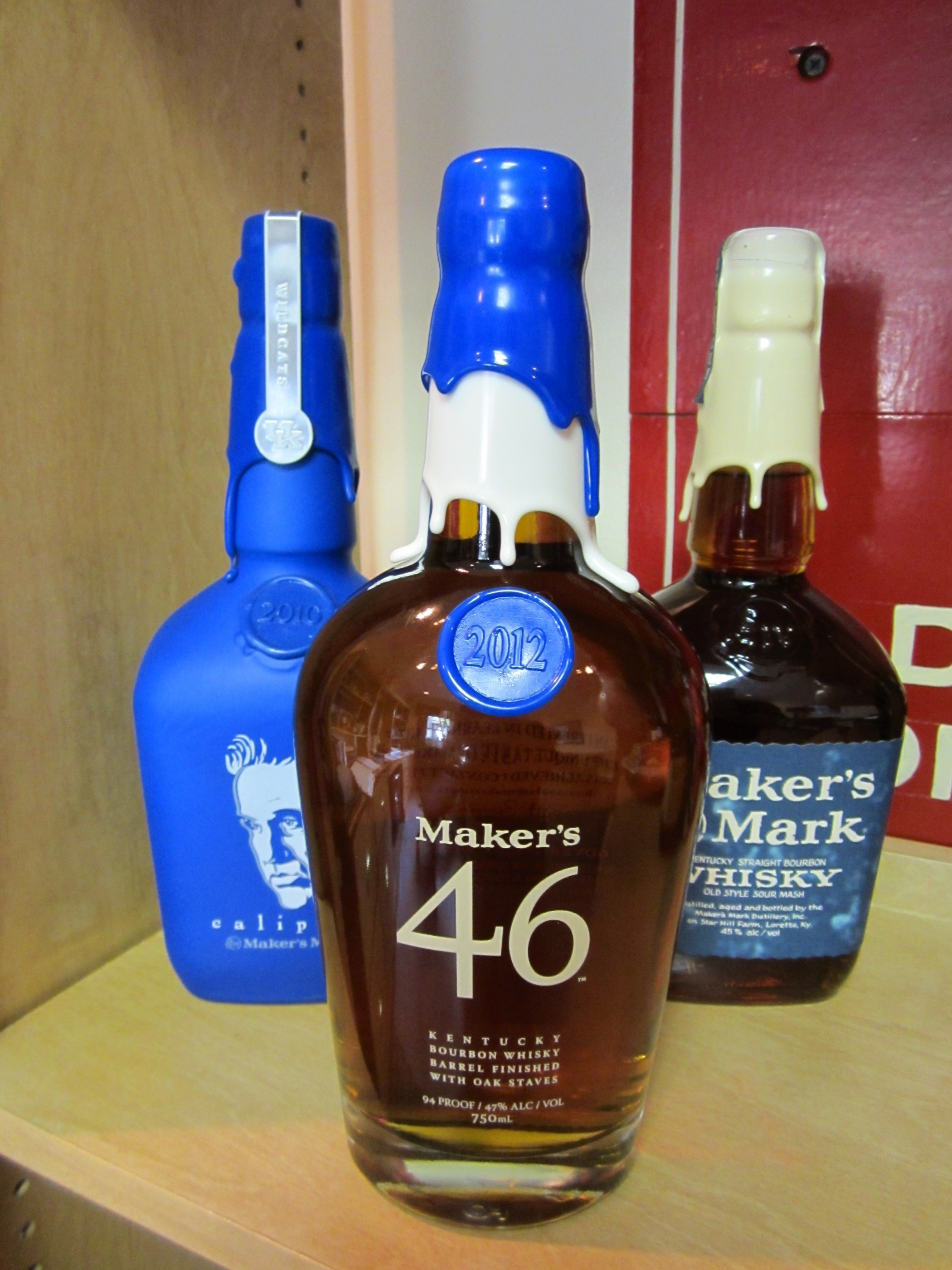 Maker's 46 UK Championship Bottle