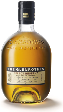 The Glenrothes Select Reserve Bottle