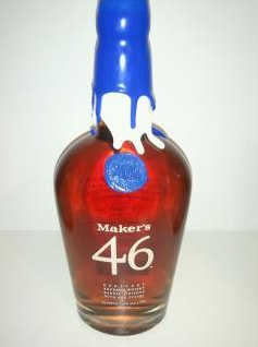 UK Makers Mark 46 Bottle Limited Edition
