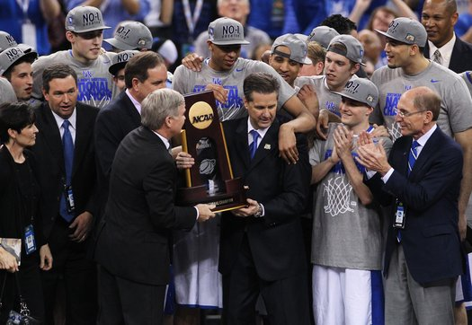 UK Wins NCAA National Basketball Championship Title