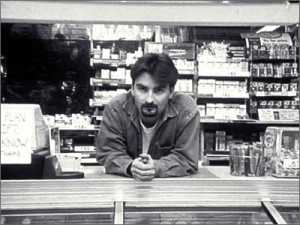 Brian O' Halloran played the part of Dante Hicks in Kevin Smith's 1994 film Clerks and the 2006 sequel Clerks II