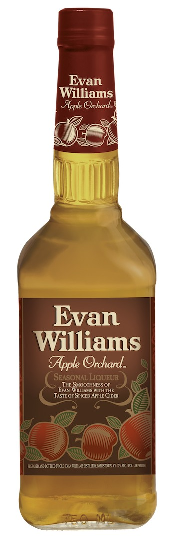 Evan Williams Apple Orchard Liqueur