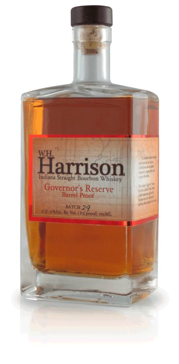 Harrison Governors Reserve Bourbon