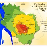 Cognac Map France