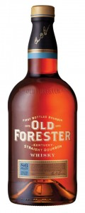 New Old Forester Bourbon Bottle