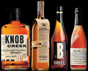 Jim Beam Small Batch Bourbon Collection