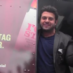 Adam Richman Red Stag Food Truck