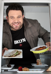 Adam Richman Man vs. Food, Travel Channel