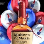 Cocktail Party Makers Mark Bourbon