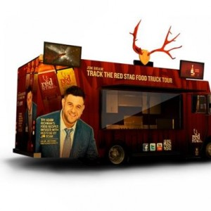 Red Stag Food Truck