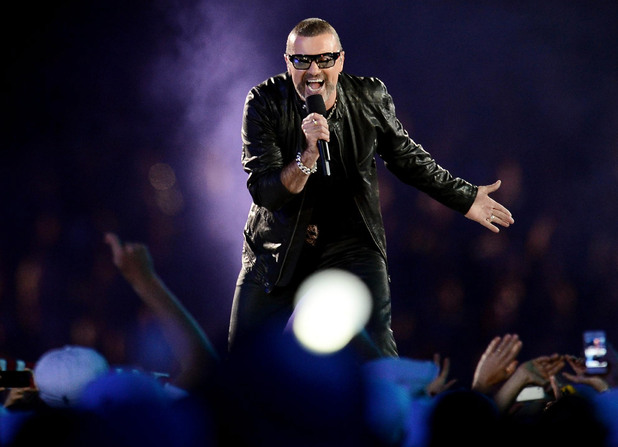 George Michael Live at London Olympics