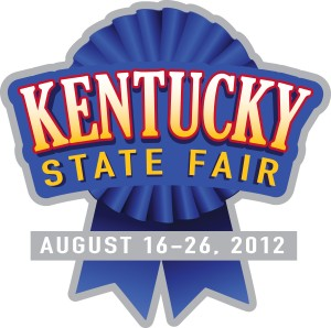 Kentucky State Fair Logo 2012